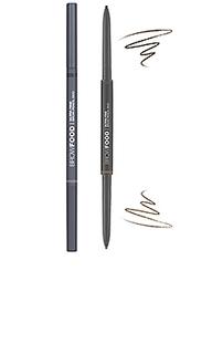 Ультратонкий карандаш для бровей browfood - Lashfood