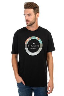 Футболка Rip Curl Divide Black
