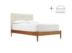 Кровать с матрасом Massive M