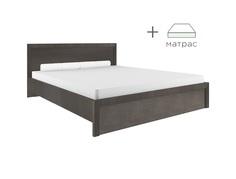 """Кровать """"Monte"""" с матрасом Анрэкс"""