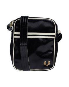 f25e2d5c64f8 Мужские сумки через плечо Fred Perry – купить сумку в интернет ...