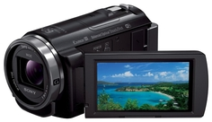 Видеокамера Sony HDR-CX530E Black