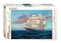 Пазл Step Puzzle Корабль 79096