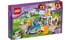 Конструктор Lego Friends Летний бассейн 41313