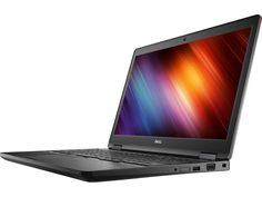 Ноутбук Dell Latitude 15.6 5580-7867 (Intel Core i5-6300U 2.4GHz/8192Mb/1000Gb/Intel HD Graphics 520/Wi-Fi/Bluetooth/Cam/15.6/1920x1080/Linux)