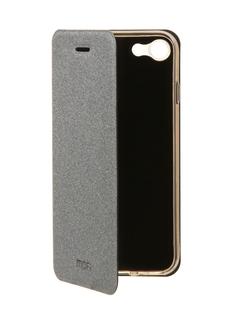 Аксессуар Чехол Mofi Shining для APPLE iPhone 7 Black 15015