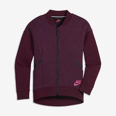 Куртка для девочек школьного возраста Nike Sportswear Tech Fleece