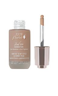 Основа 2nd skin - 100% Pure