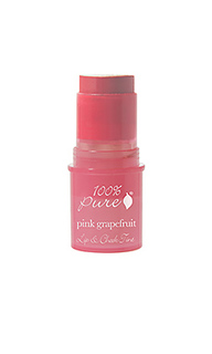 Тинт для губ & щек - 100% Pure