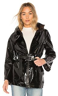Лакированная куртка cache - ON PARLE DE VOUS