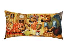 "Подушка ""Маша и медведи"" T&Amp;I"