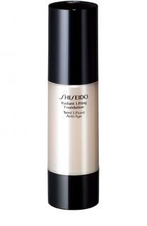 Тональное средство с лифтинг-эффектом для сияния кожи, оттенок I60 Shiseido