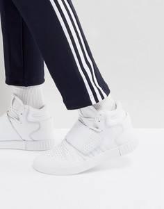 Белые кроссовки adidas Originals Tubular Invader - Белый