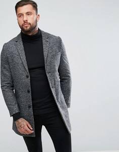 Пальто с добавлением шерсти Religion - Серый