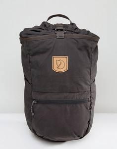 Рюкзак объемом 18 литров Fjallraven High Coast 18 - Серый