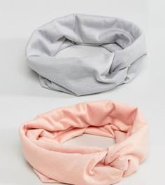 2 повязки на голову ASOS - Мульти