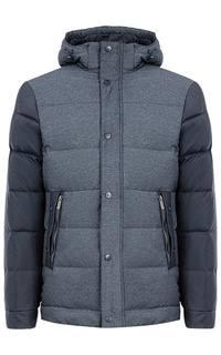 Мужская куртка на натуральном пуху Urban Fashion For Men