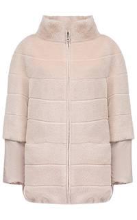Утепленное шерстяное пальто Gamelia Experience