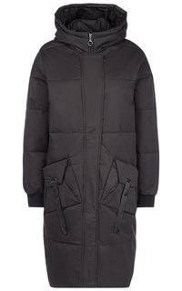 Женское пальто на натуральном пуху La Reine Blanche