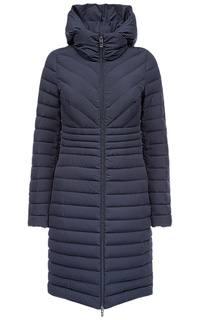Женское пальто на натуральном пуху Madzerini