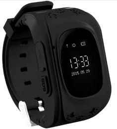 Умные часы Кнопка жизни К911 Black
