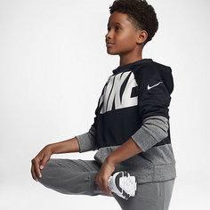 Худи для тренинга для мальчиков школьного возраста Nike Therma