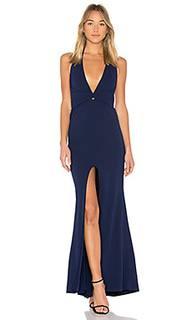 Вечернее платье холтер mariah - Nookie