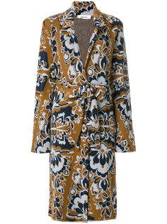 пальто с цветочным принтом  Circus Hotel