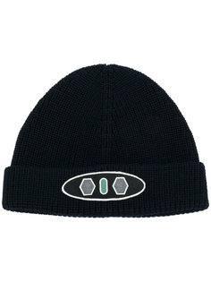 шапка с вышивкой Lanvin