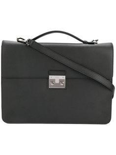 сумка для ноутбука с застежкой-защелкой Furla