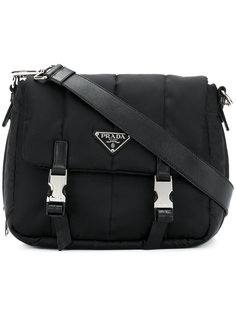 Tessuto Bomber shoulder bag Prada