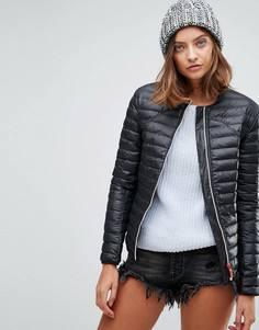 Дутая куртка Hunter Original - Черный