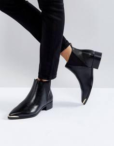 Ботинки с острым носком Ivyrevel - Черный