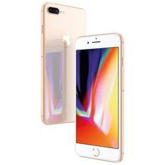 Сотовый телефон APPLE iPhone 8 Plus 64Gb Gold MQ8N2RU/A