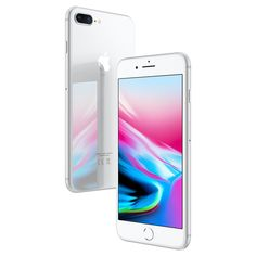Сотовый телефон APPLE iPhone 8 Plus 64Gb Silver MQ8M2RU/A