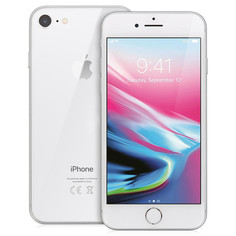Сотовый телефон APPLE iPhone 8 64Gb Silver MQ6H2RU/A
