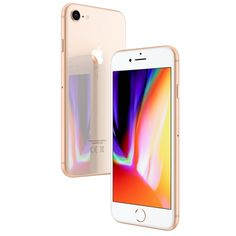 Сотовый телефон APPLE iPhone 8 256Gb Gold MQ7E2RU/A