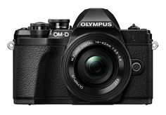 Фотоаппарат Olympus OM-D E-M10 Mark III Kit Black