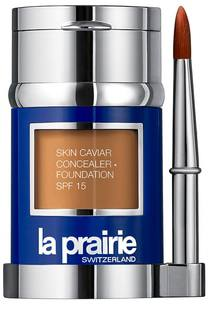Тональный крем и корректор с экстрактом икры SPF 15, Satin Nude La Prairie