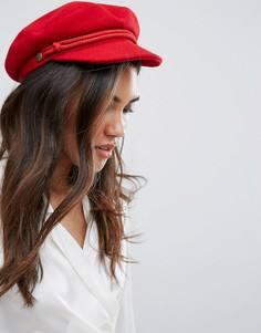 Красная кепка Brixton - Красный