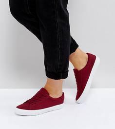 Кроссовки на шнуровке ASOS DEVLIN - Коричневый