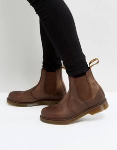 Ботинки челси Dr Martens 2976 - Коричневый