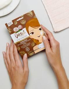 Увлажняющая маска для лица с кокосом Yes To - Бесцветный