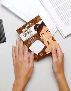 Увлажняющая маска для лица с кокосовым маслом Yes To - Бесцветный