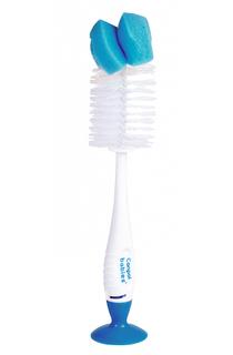 Ершик для мытья бутылочек и сосок Canpol 56/122 Blue 250930548