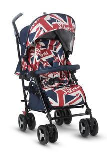 Прогулочная коляска Reflex Cool Britannia Silver Cross