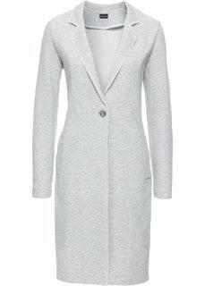 Пальто (светло-серый меланж) Bonprix