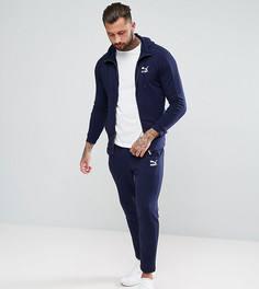 Темно-синий спортивный костюм Puma эксклюзивно для ASOS - Темно-синий