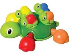 Игрушка для ванны Tomy «Веселые черепашки»