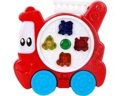 Развивающая игрушка Умка «Пожарная машинка» со стихами М. Дружининой Umka